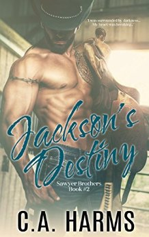 Jackson's Destiny (Sawyer Brothers #2) by CA Harms -