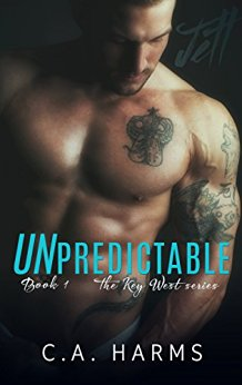 Unpredictable (Key West #1) by CA Harms -