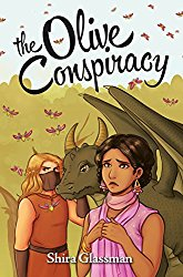 The Olive Conspiracy by Shira Glassman -