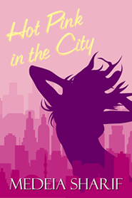 Hot Pink in the City by Medeia Sharif